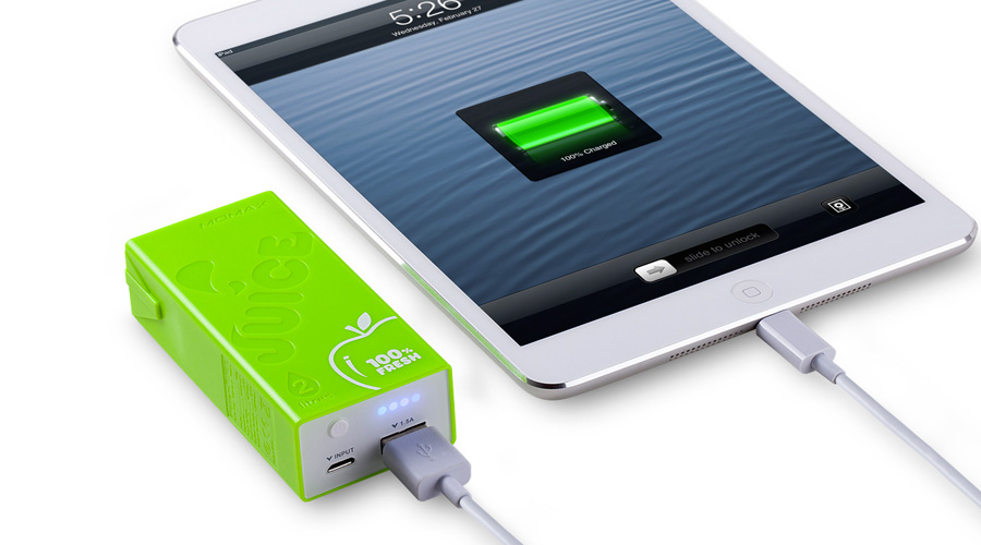power bank potente corrente usb